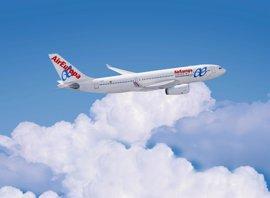 Air Europa iniciará a finales de octubre los vuelos interinsulares en Canarias