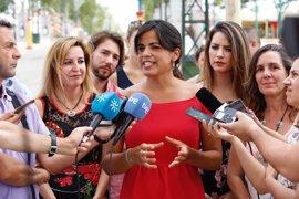 """Rodríguez aboga por solucionar """"en lo local"""" la petición de dimisión en Podemos Granada por llamar franquista a Spiriman"""