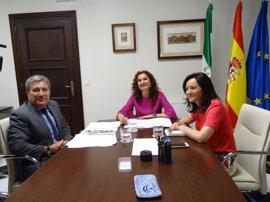 La Junta invertirá casi 10 millones en adaptar el edificio de la Audiencia provincial de Córdoba para uso administrativo