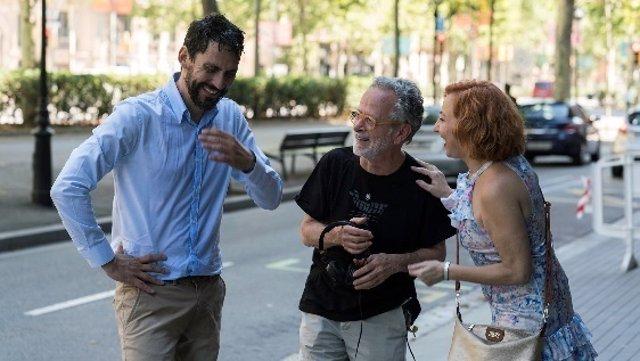 Paco león y Carmen Machi inician el rodaje de 'La Tribu'