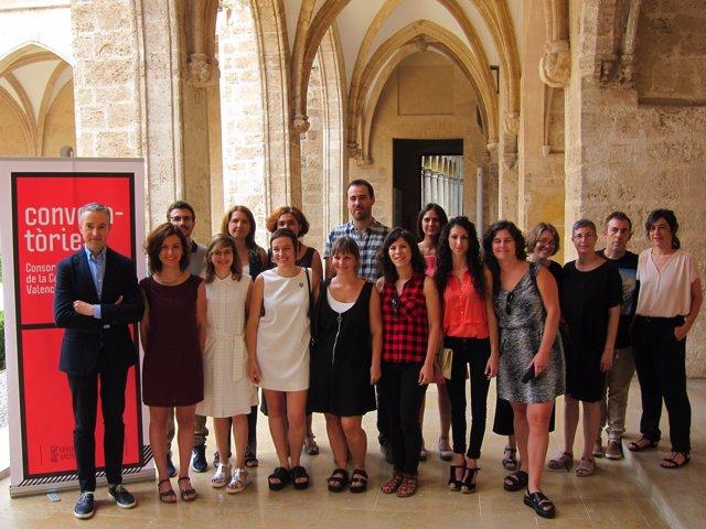 Presentación convocatòries Consorci de Museus