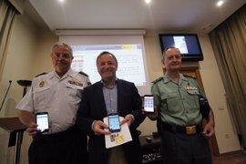 Alicante dispondrá de una versión de AlertCops para Fogueres