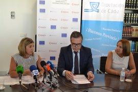 Diputación aporta unos 200.000 euros a la actividad empresarial en el Campo de Gibraltar