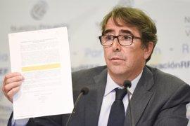 El TAD desestima el recurso de Jorge Pérez contra las irregularidades en el proceso electoral de la RFEF