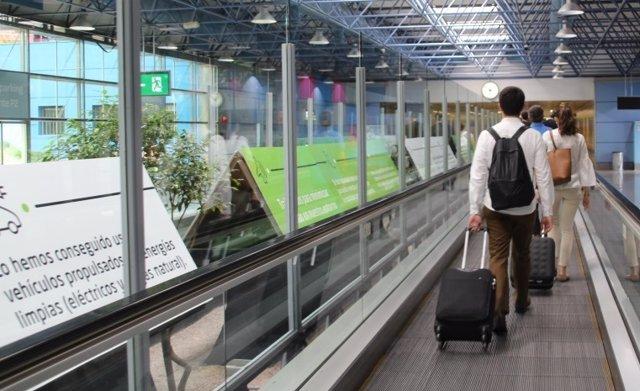El aeropuerto de Barajas celebra el día del medioambiente
