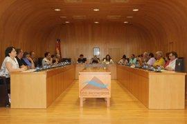 Aprobado el pliego de licitación del parque de Bomberos de Los Monegros