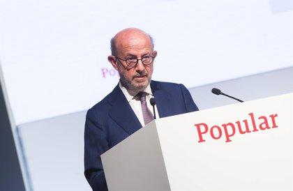 Saracho renuncia a una indemnización de 4 millones de euros tras su salida de Popular