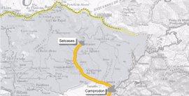 La Generalitat invertirá 2,3 millones en una vía ciclista en la provincia de Girona