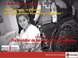 Cruz Roja atiende a 194 personas solicitantes de asilo en Navarra durante el último año