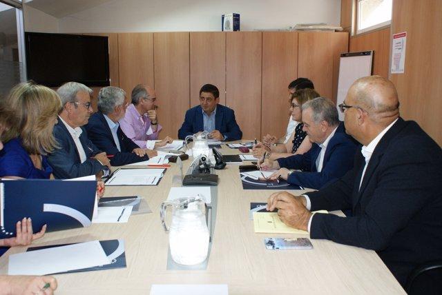 Reunión de la subcomisión permanente de la FEMP