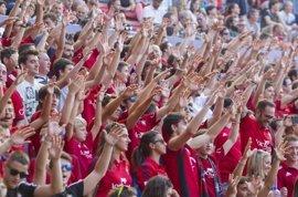 Osasuna fletará autobuses gratuitos a sus aficionados para facilitar la asistencia a El Sadar