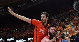 Valencia Basket conquista su primera Liga Endesa y su segundo título nacional