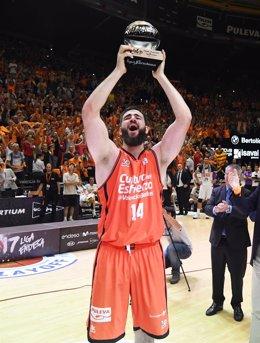 Bojan Dubljevic, MVP de la final