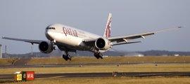 Qatar insta a los países del Golfo a reabrir el espacio aéreo cuanto antes