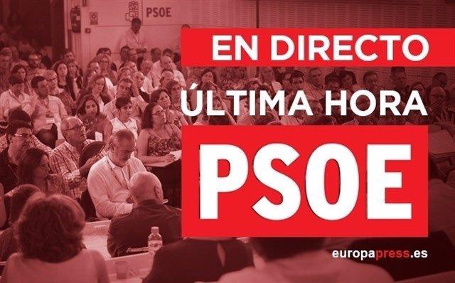 Congreso PSOE 2017 en directo