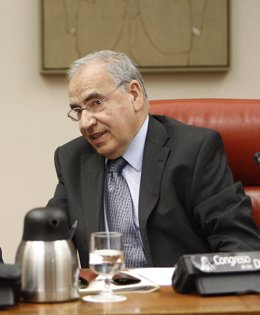 El diputado socialista Alfonso Guerra