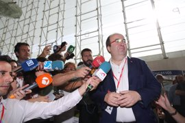 Iceta ve fácil que el PSOE acepte en el 39 Congreso la plurinacionalidad que defiende Pedro Sánchez