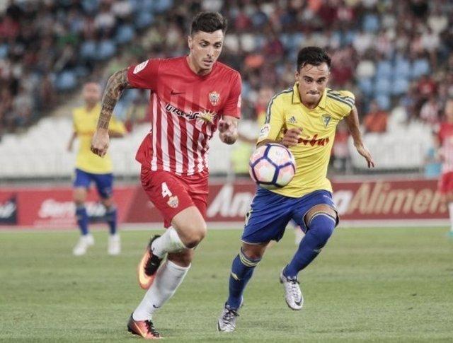 Ximo Navarro Almería Las Palmas