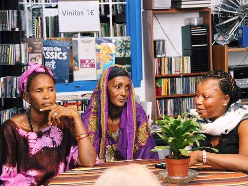 Campesinas africanas huertas AIDA