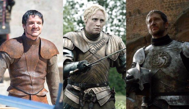 Mejores guerreros en la historia de Juego de Tronos