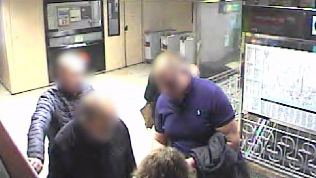 Grupo criminal actúa en el Metro de Barcelona