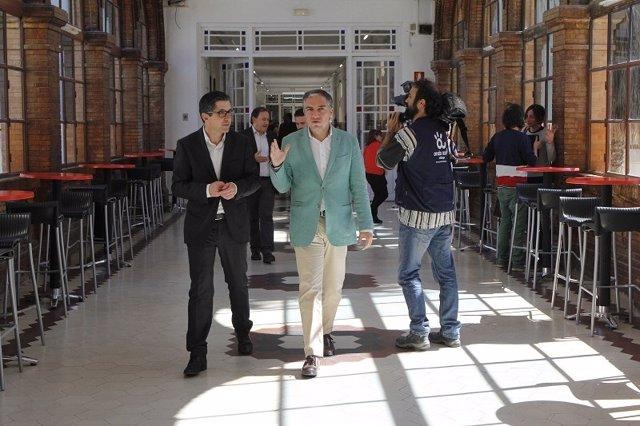 Basque Culinary Center en Málaga Bendodo con Aizega BCC gastronomía