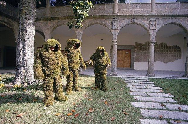 'Los Hombres De Musgo' Vuelven Este Domingo.