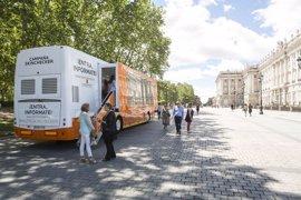 Arranca en A Coruña una campaña de concienciación contra el cáncer de piel centrada en la infancia