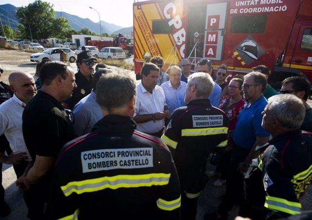 Los Bomberos Del Consorcio De La Diputación Han Limpiado Más De 700 Kilómetros D