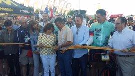 Broto y Soro destacan la Quebrantahuesos como modelo de turismo sostenible