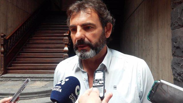 Óscar Camps, responsable de Proactiva Open Arms