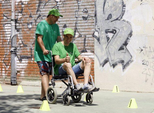 Zamora. Día del Voluntario de Iberdrola en Castilla y León