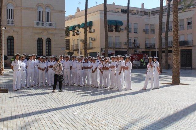 Visita Guiada de Guardamarinas