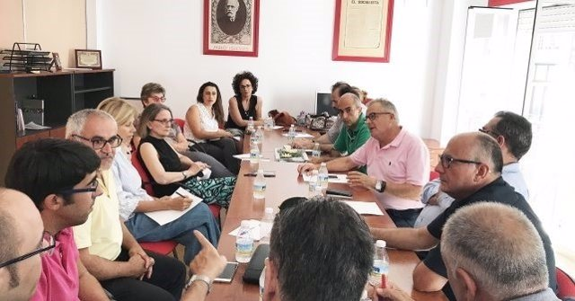 La Sectorial de Salud del PSOE de Huelva