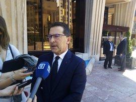 Genaro Alonso niega que el alto nivel de aprobados en la EBAU sea fruto de falta de exigencia