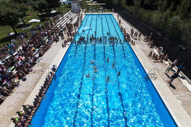 Nuevas instalaciones del Club Natación Pamplona