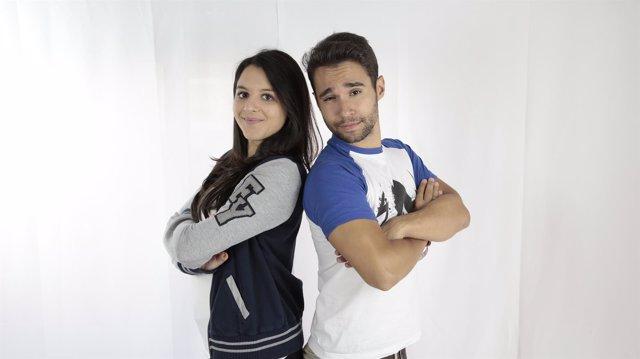 Youtubers participantes en Final Olimpiada Emprendedores