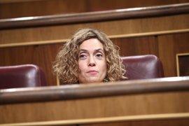 """Batet (PSC) defiende la """"plurinacionalidad"""" como una """"solución política"""" a la cuestión catalana"""