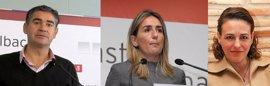 González Ramos, Tolón y Valerio, socialistas de C-LM en la nueva Ejecutiva de Sánchez