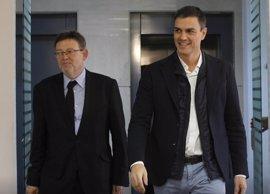 Pedro Sánchez no ha llamado a Ximo Puig para conformar la Ejecutiva y el Comité Federal del PSOE