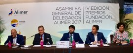 "López Miras: ""El agua es el combustible indispensable para que el cooperativismo siga aportando empleo y riqueza"""
