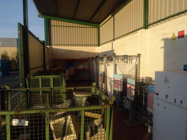 Recogida de residuos eléctricos y electrónicos