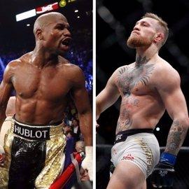 Mayweather afirma que aceptó el combate con McGregor porque sus seguidores lo querían