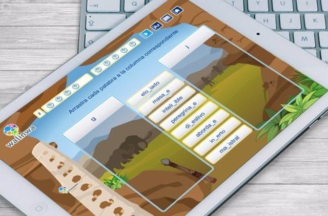 Walinwa, método educativo que aplica las TIC a la ortografía