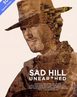 Cartel del documental 'Sad Hill Unhearted'