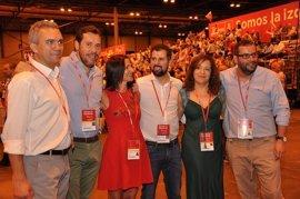 El PSOE de CyL resalta la fortaleza obtenida en el Congreso Federal