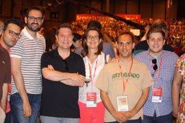 Page da la enhorabuena a la nueva dirección del PSOE y a los socialistas de C-LM que han sido elegidos