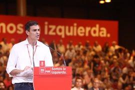 Pedro Sánchez reúne mañana por primera vez a su nueva Ejecutiva para elegir a los portavoces parlamentarios