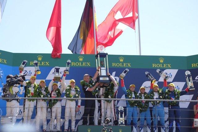 24 Horas Le Mans Porsche