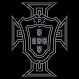 Escudo Portugal luto incendios negro